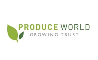 produce world logo